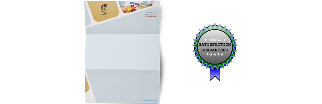 Online printing office stationery