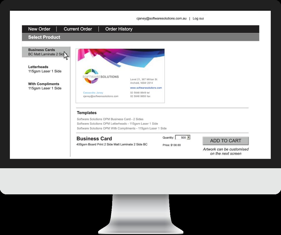 Online print management fuel groups opm software online print management software magicingreecefo Images