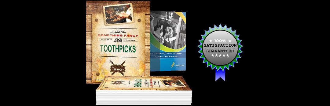 Online Printing Marketing Material
